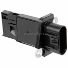 Cadillac SRX                            Mass Air Flow MeterMass Air Flow Meter