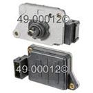 Infiniti QX4                            Mass Air Flow Meter