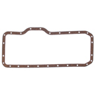 Toyota Cressida                       Engine Oil Pan Gasket Set