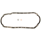 GMC Engine Oil Pan Gasket Set