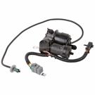 Oldsmobile Silhouette                     Suspension Compressor