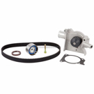 Timing Belt - Pulley - Water Pump and Seal Kit -2.0L Engine with SOHC