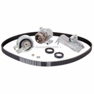 Timing Belt - Pulley - Water Pump and Seal Kit - 1.8L Engine with 150 Tooth Belt