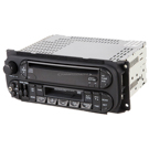AM-FM-AUX-Single CD Radio with 2-Band Graphic Equalizer and Face Code RAZ                                                                                                                                                                                    A