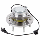 Chevrolet Silverado                      Wheel Hub AssemblyWheel Hub Assembly