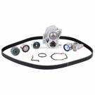 Timing Belt - Pulley and Water Pump Kit - 2.5L Engine without Turbo