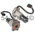Oldsmobile Bravada                        Transfer Case Encoder Motor