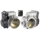 Nissan Altima                         Throttle BodyThrottle Body