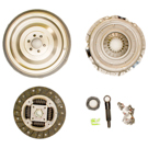 Volkswagen Passat                         Dual Mass Flywheel Conversion Kit