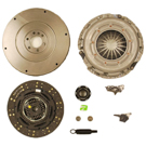 Chevrolet Dual Mass Flywheel Conversion Kit