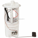 Jeep Commander                      Fuel Pump AssemblyFuel Pump Assembly