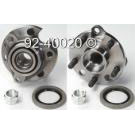 Chevrolet Wheel Hub Repair Kit