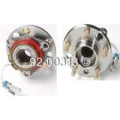 Cadillac Alliance                       Wheel Hub Assembly