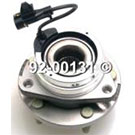 Saturn Aurora                         Wheel Hub Assembly