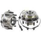 Front Hub - F350 Superduty 4WD Dual Rear Wheel Models