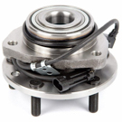 GMC Sonoma                         Wheel Hub Assembly