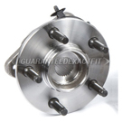 Mercury Wheel Hub Assembly