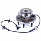 Cadillac Wheel Hub Assembly