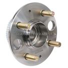 Acura Integra                        Wheel Hub AssemblyWheel Hub Assembly