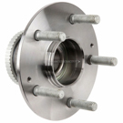 Acura TL                             Wheel Hub AssemblyWheel Hub Assembly