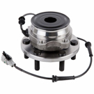 Suzuki Equator                        Wheel Hub Assembly