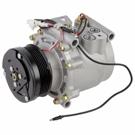 Saab A/C Compressor