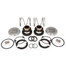 Dodge Locking Hubs and Conversion Kits