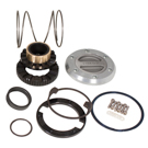 GMC Locking Hubs
