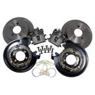 Mercury Disc Brake Conversion Kit