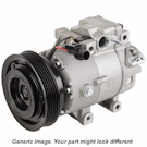 Volkswagen Vanagon                        OEM New with ClutchA/C Compressor