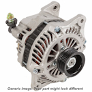 3.4L Engine - 105 Amp - With Bosch Unit