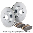Volvo V70                            Brake Pad and Rotor Kit