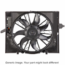 Mercury Montego                        Cooling Fan AssemblyCooling Fan Assembly