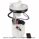 Chevrolet Corvette                       Fuel Pump Assembly