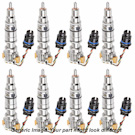 BMW 740                            Fuel Injector SetFuel Injector Set