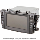 In-Dash Navigation Unit for EX 2 Door 6 Speed Manual [OEM 39050-SDN-L81]