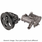 Land Rover Power Steering Gearbox and Pump Kit