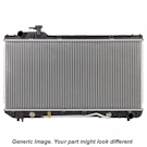 Nissan Pick-Up Truck                  Radiator