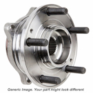 Acura TSX                            Wheel Hub AssemblyWheel Hub Assembly