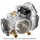 Chevrolet Malibu                         Throttle Body