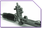 BMW steering rack
